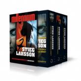 Trylogia Millennium. Pakiet - Stieg Larsson | mała okładka