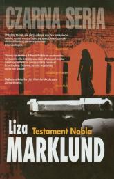 Testament Nobla - Liza Marklund | mała okładka