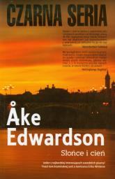 Słońce i cień - Ake Edwardson | mała okładka