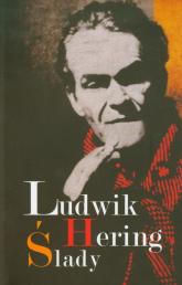 Ślady. Opowiadania - Ludwik Hering | mała okładka