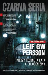 Między tęsknotą lata a chłodem zimy - Persson Leif G. W. | mała okładka