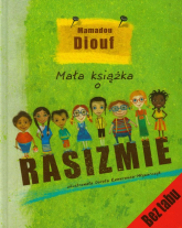 Mała książka o rasizmie - Mamadou Diouf | mała okładka