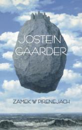 Zamek w Pirenejach - Gaarder Jostein | mała okładka