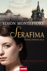 Serafima Pewnej zimowej nocy - Montefiore Simon Sebag | mała okładka