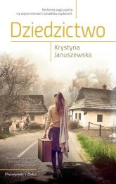 Dziedzictwo - Krystyna Januszewska   mała okładka