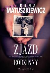 Zjazd rodzinny - Irena Matuszkiewicz | mała okładka