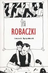 Robaczki - Dominik Szcześniak | mała okładka