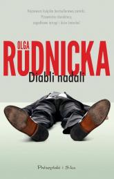 Diabli nadali - Olga Rudnicka | mała okładka