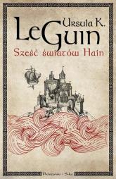 Sześć światów Hain - Le Guin Ursula K. | mała okładka