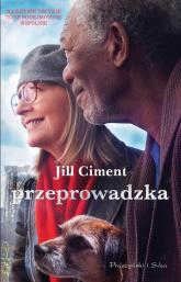Przeprowadzka - Jill Ciment | mała okładka