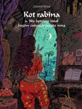 Kot Rabina - Tom 6. Nie będziesz miał bogów cudzych przede mną - Joann Sfar | mała okładka