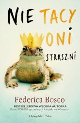 Nie tacy oni straszni - Federica Bosco | mała okładka
