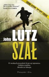 Szał - John Lutz | mała okładka