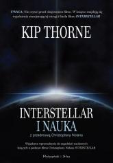 Interstellar i nauka - Kip Thorne   mała okładka