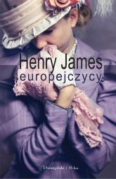 Europejczycy - Henry James | mała okładka