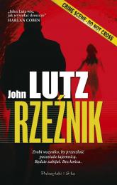 Rzeźnik - John Lutz | mała okładka