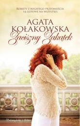 Zaciszny Zakątek - Agata Kołakowska | mała okładka