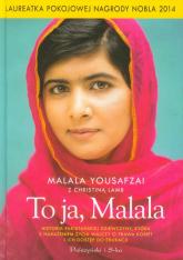 To ja, Malala - Yousafzai Malala Lamb Christin   mała okładka