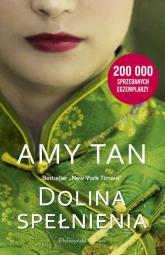 Dolina spełnienia - Amy Tan | mała okładka