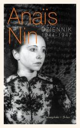 Dziennik 1944-1947 - Anais Nin   mała okładka