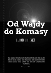 Od Wajdy do Komasy - Barbara Hollender | mała okładka