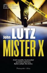 Mister X - John Lutz | mała okładka