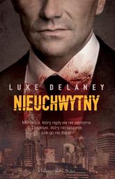 Nieuchwytny - Luke Delaney | mała okładka
