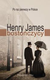 Bostończycy - Henry James | mała okładka