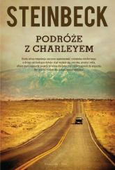 Podróże z Charleyem - John Steinbeck | mała okładka