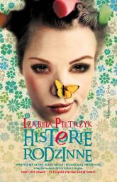 Histerie rodzinne - Izabela Pietrzyk | mała okładka