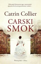 Carski smok - Catrin Collier | mała okładka
