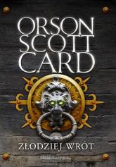 Złodziej wrót - Card Orson Scott   mała okładka