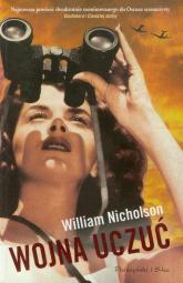 Wojna uczuć - William Nicholson | mała okładka