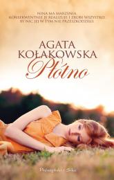 Płótno - Agata Kołakowska | mała okładka