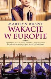 Wakacje w Europie - Marilyn Brant | mała okładka