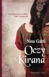 Oczy Kirana. Prawdziwa historia miłości Polki i Nepalczyka - Nina Gatti | mała okładka