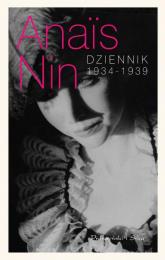 Dziennik 1934-1939 - Anais Nin   mała okładka