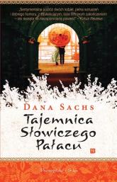 Tajemnica Słowiczego Pałacu - Dana Sachs | mała okładka