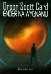Ender na wygnaniu - Card Orson Scott   mała okładka