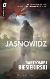 Jasnowidz - Bartłomiej Biesiekirski | mała okładka