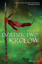 Dziedzictwo królów - C.S. Friedman | mała okładka