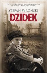 Dzidek - Stefan Wroński   mała okładka
