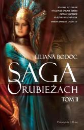 Saga o Rubieżach. Tom 2 - Liliana Bodoc | mała okładka