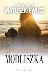 Modliszka - Irena Matuszkiewicz | mała okładka