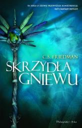 Skrzydła gniewu - C.S. Friedman | mała okładka