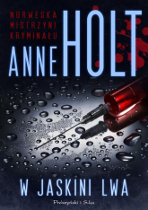 W jaskini lwa - Anne Holt | mała okładka