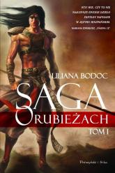 Saga o Rubieżach. Tom 1 - Liliana Bodoc | mała okładka