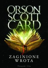 Zaginione wrota - Card Orson Scott   mała okładka