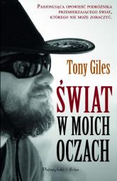 Świat w moich oczach - Tony Giles | mała okładka