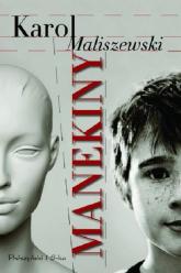 Manekiny - Karol Maliszewski | mała okładka